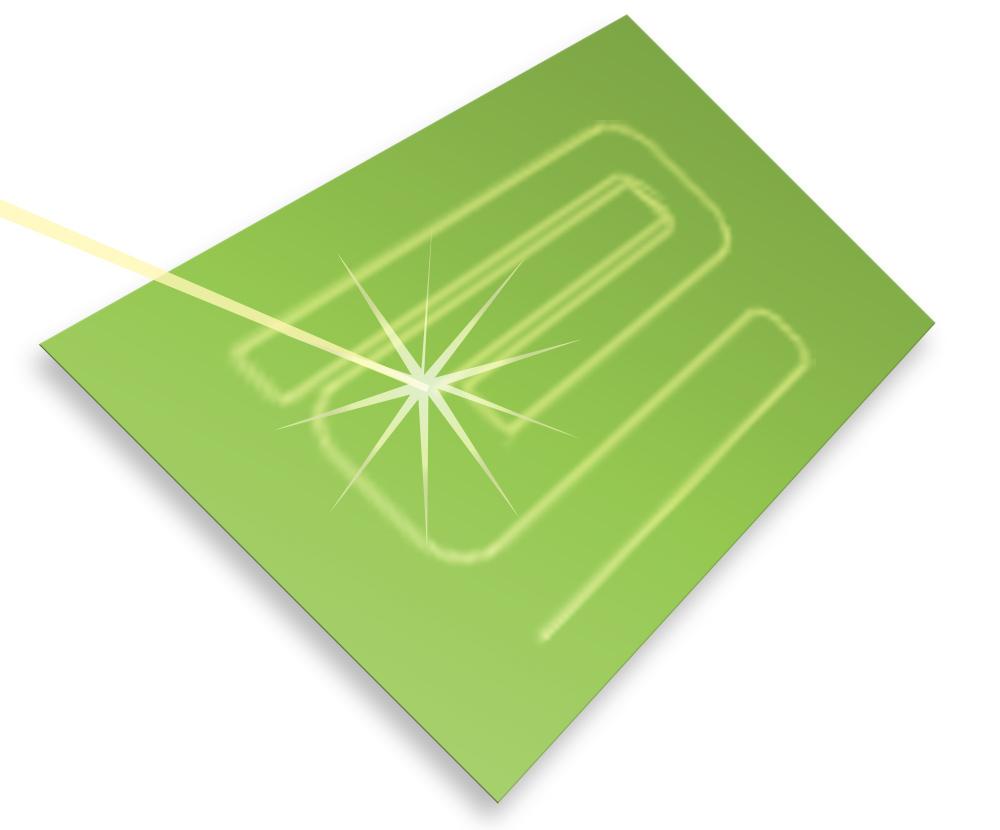 Technologia wycinania laserem
